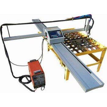 Portable CNC plasma sheet metal cutting machine price
