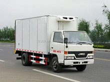 5 Ton JMC Freezer Refrigerated Truck,Freezer And Refrigerator Container