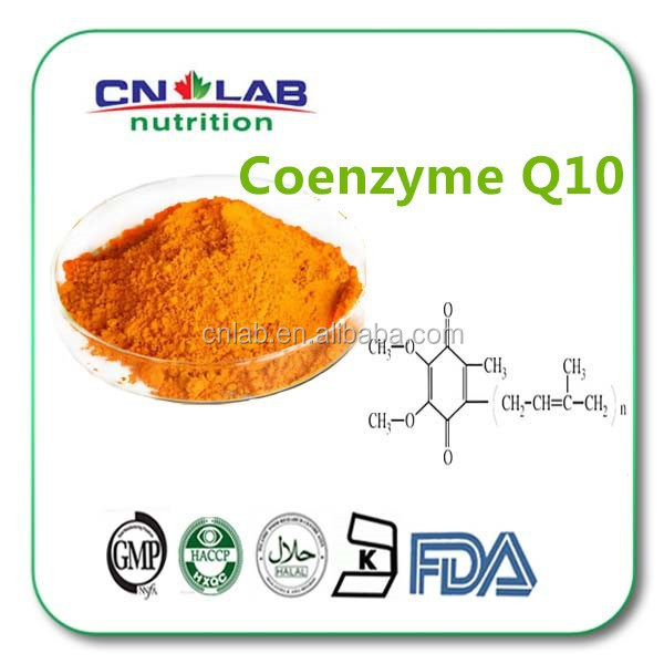100% Natural coenzyme q10 in cosmetics,TOP Anti-oxidant coenzyme q10 in cosmetics,Coenzyme q10 Supplier