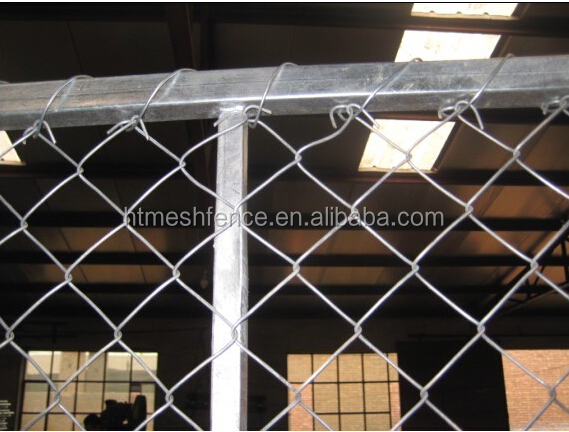 construction CHAIN LINK TEMPORARY PANELS,portable chain link fencing panels