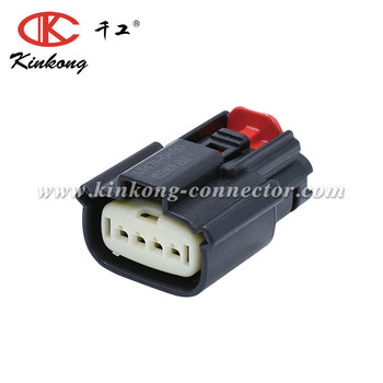 4 way female waterproof electrical connector plug 33471-0406 33471-0490