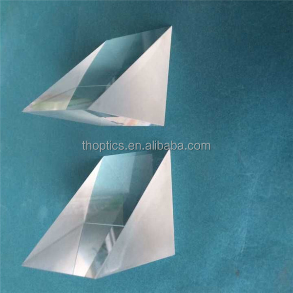 wholesale chandelier crystal glass right angle triangular prisms