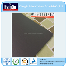Electrostatic sand wrinkle texture effect paint powder coating