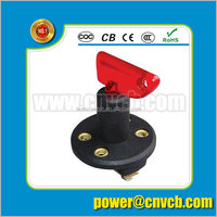 AS60 300A 60VDC Rotary Battery Disconnect Switch Cut Off Auto Car Battery Switch Auto Battery Switch
