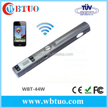 Hotselling Promotional cheapest 900dpi A4 document WIFI Portable handheld pen Scanner