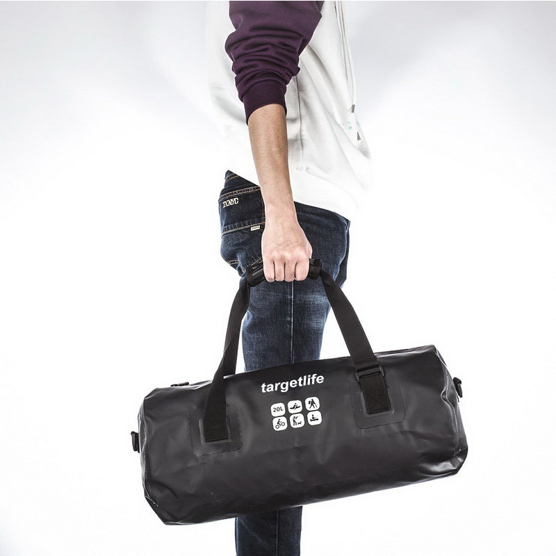 New Supplier Wholesale Cheap Foldable Sport Duffel Bag Waterproof Travel Gym Duffle Bag