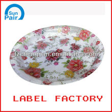 pp laser in mould label printing/iml label