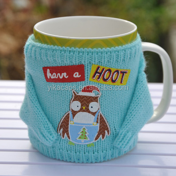 Knitting Pattern For Mug Holder : Fashion Mug Holder Knit Pattern - Buy Mug Holder,Insulated ...
