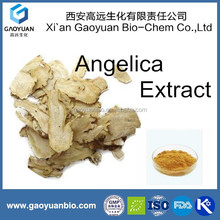 Dried Raw Herbs and Natural Whitening Plant Angelica Sinensis Extract with Medicine Women health Care
