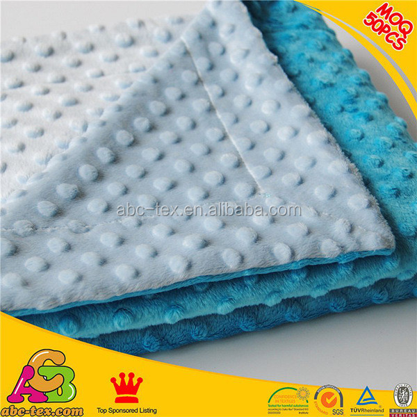 High Pile Dot Blanket BB260