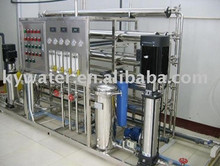 CE approval sand and activated carbon filtration for drinking water making machine (KYRO-4000)