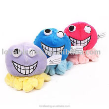 New pet products dog toys plush octopus talking pet toys