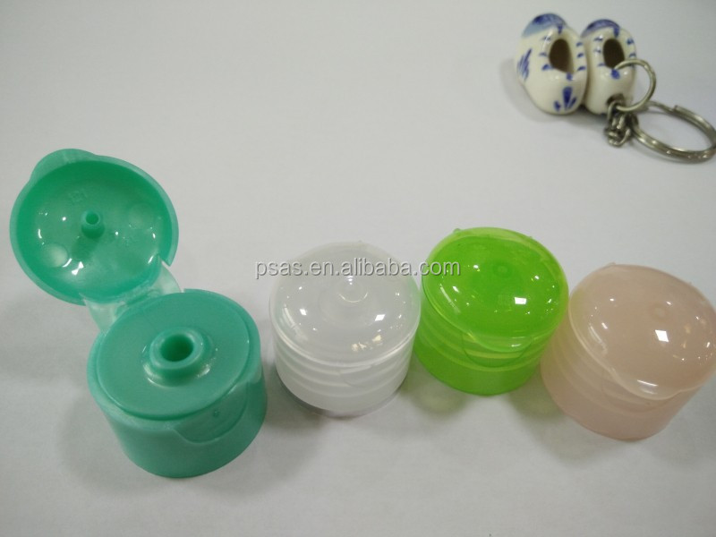 20/410 PP Plastic Spout Flip Top Cap for Bottle
