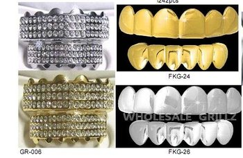 grillz/hiphop jewelry/rope chain