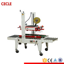 Adhesive tape carton sealer FXJ6050B semi automatic box sealing machine for sale