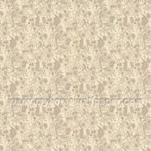 Vinyl wallpaper for restaurant decoration #8104