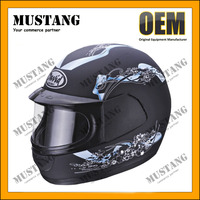 New model full face custom motorcycle helmet for wholesale