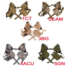 Police Tactical Duty Military Universal Shoulder Holster Gun case