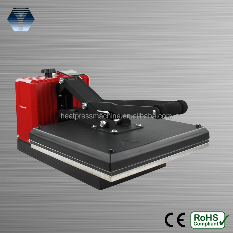 Easy Operation Heat Transfer Film Printing Machine For Plastic