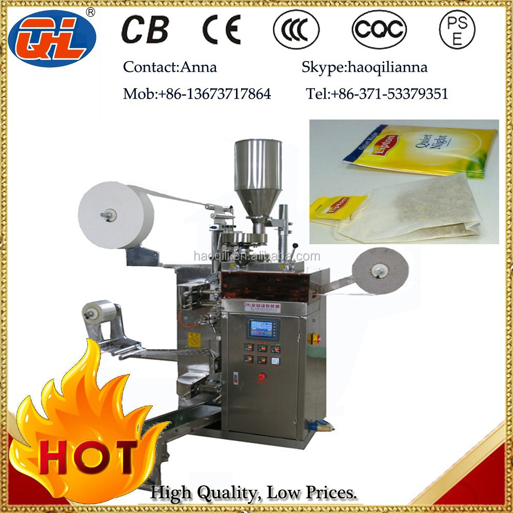 Automatic Round Shape Tea Bag Coffee Pod Packing Machines