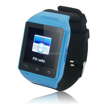 Android Smart Watch with 1.54 Inch touch screen kids cell phone watch
