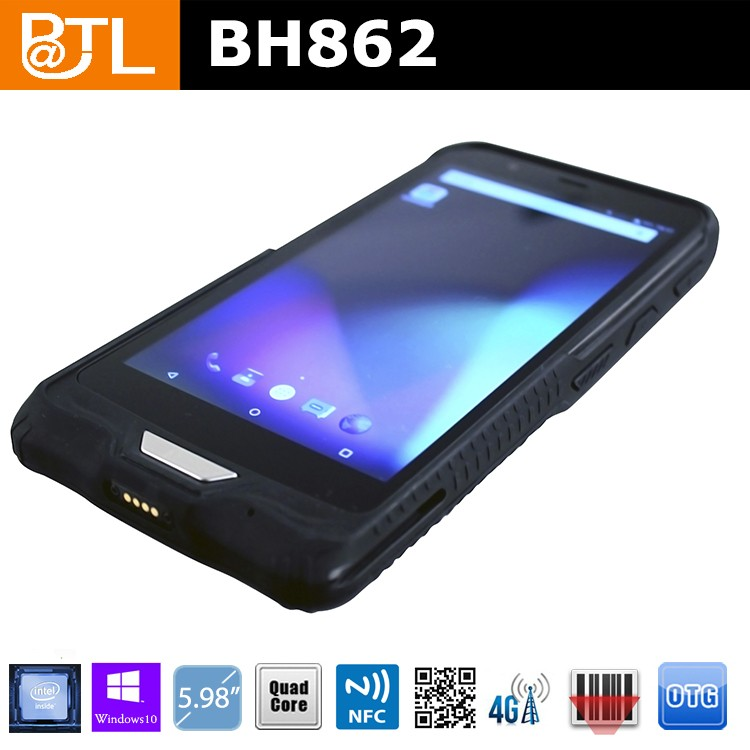 BATL China Wholesale High Speed Portable Handheld Win 10 OS Industrial Pda