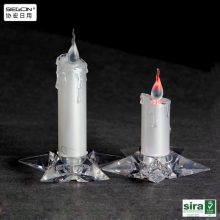 Hot sale factory direct cobblestone candle