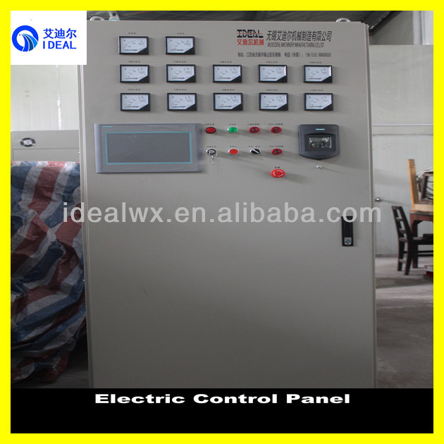 Electric Control Panel Of Shot Blasting Machine