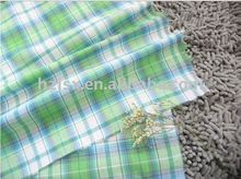 New cotton plaid fabric Yarn dye