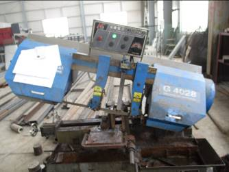 For Rope Machinery -- Sawing