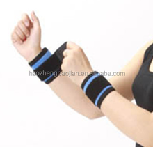 2015 High Quality Elastic Magnetic Tourmaline Self-Heating Wrist Support/ Wraps/Belt