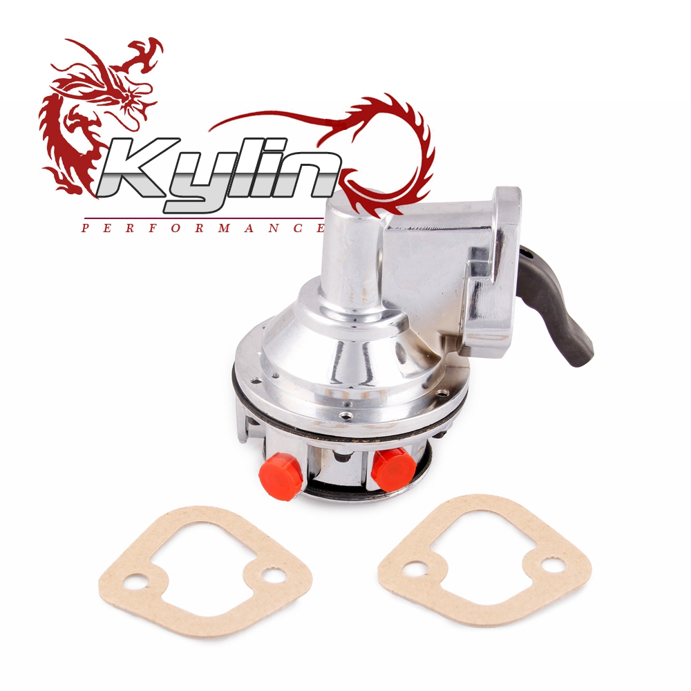 Kylin racing BBC 396 402 427 454 496 CHEVY HIGH VOLUME CHROME FUEL INJECTION PUMP