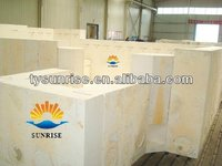 Refractory fused cast AZS33# PT(RN) for glass furnace