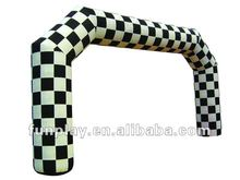 2012 Spots plaid inflatable advertising big toys