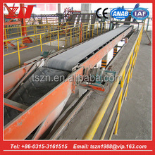 High quality automatic truck loading belt conveyor system
