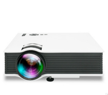 Cheap Portable HD Multimedia Home Cinema Video Beamer Portable LED Mobile Phone LCD Projector