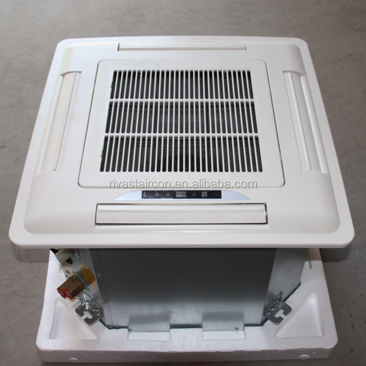 4-way Ceiling Mounted chilled water fan coil unit