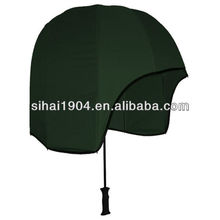 2014 new inventions for high quality rain hat and umbrella