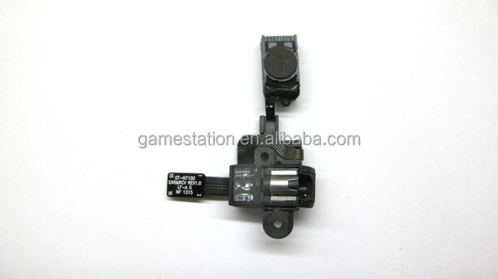 For Samsung Galaxy note2 Audio Jack headphone connector Handset Socket Flex Cable