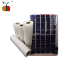 eva laminate sheet for glass-glass solar panels