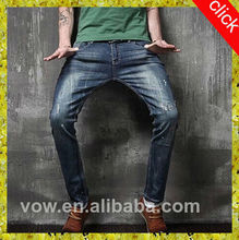 2014 New style casual ,fashion, individual hot desire denim men jeans antique wash boy fashion jeans, manufacturer guangzhou