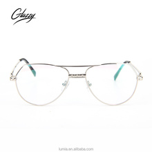 Glazzy metal frame magnetic stock reading glasses optical frame eyewear glasses