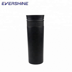 High quality best price double wall plastic travel mug
