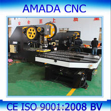 cnc turret punch machine ceramic tiles hydraulic press AMD-P