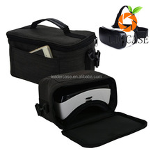 high quality VR Storage Carrying Travel Case Bag Cover For Samsung Gear VR Oculus headset 3D Glasses bag