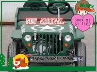 Mini USA army jeep car electric car for adult