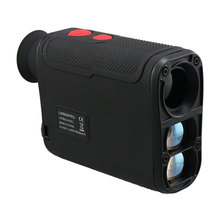 Auto pow-off power save bow mode angle calculation laser measuring scope with red display systerm