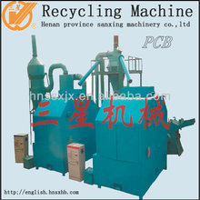 Environment Green Electronic waste recycling equipment,Recycling equipment electronical scrap,electronic pcb waste recycling