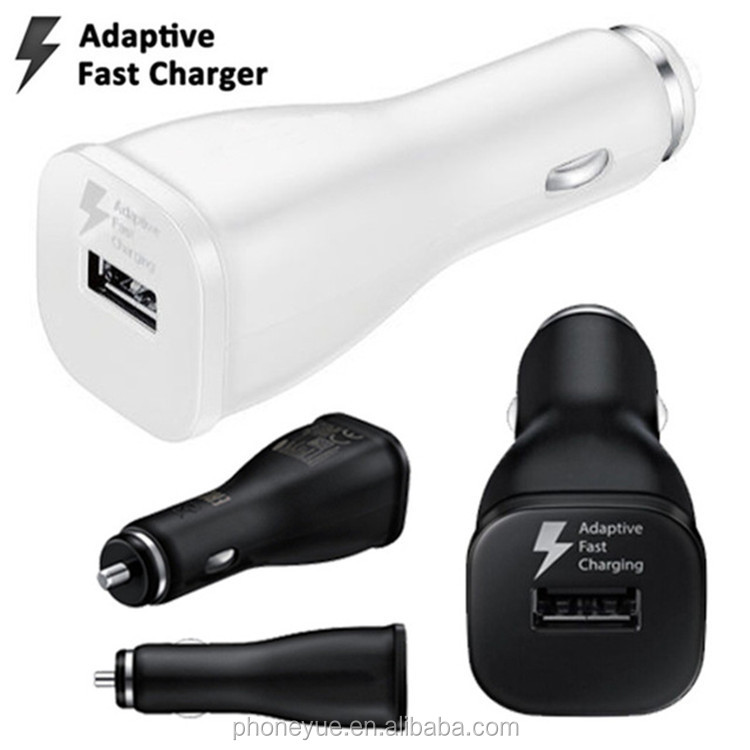 2016 Newest QC2.0 9V 1.67A Adaptive Fast USB Car Charger for Mobile Phone