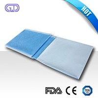 laminated surgical table cover